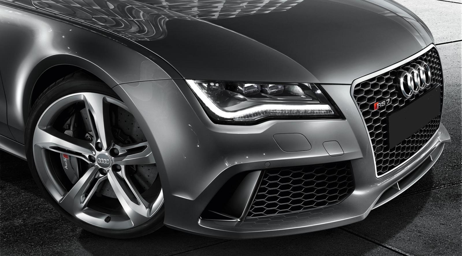 Сервис и ремонт Audi RS (Ауди РС)