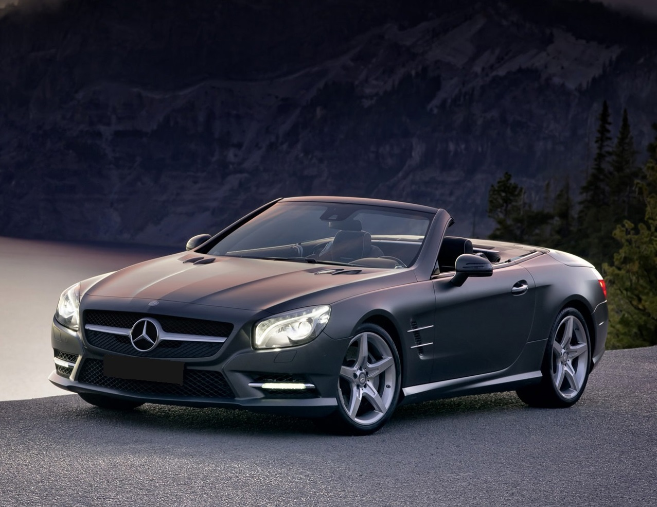 Сервис и ремонт Mercedes Sl (Мерседес Sl)