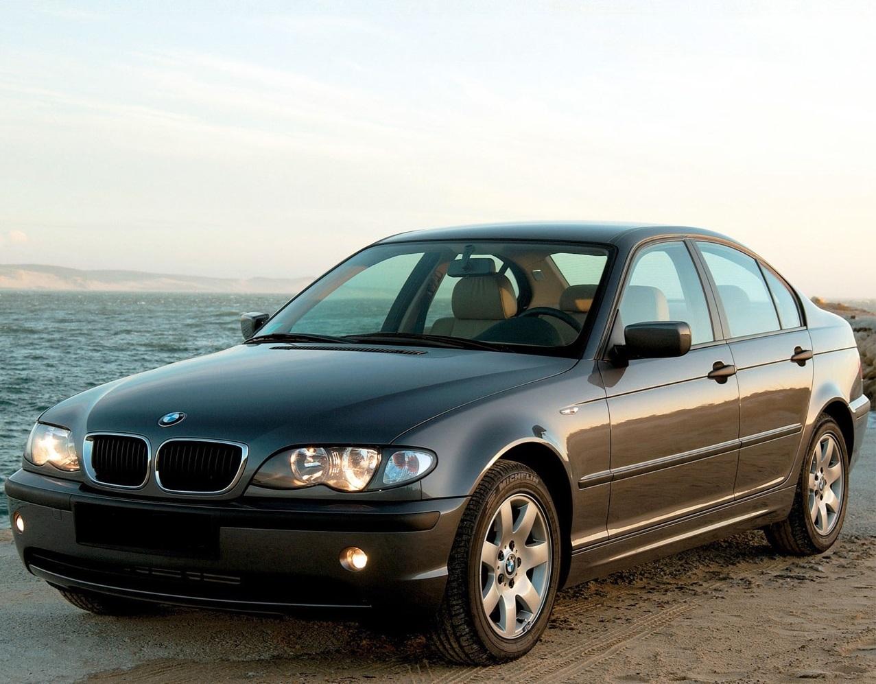 Сервис и ремонт BMW 3