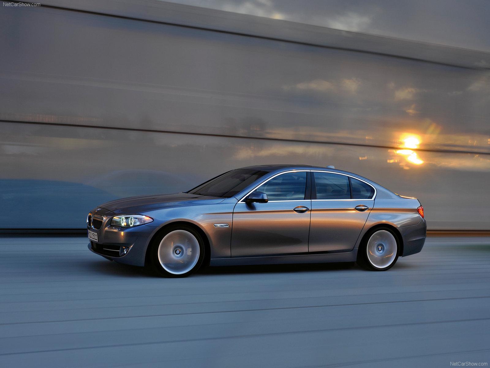 Сервис и ремонт BMW 5