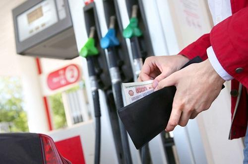Бензин в России начал дорожать