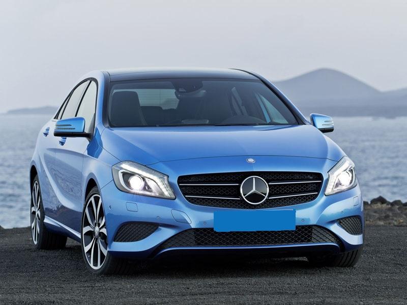 Сервис и ремонт Mercedes A (Мерседес А)