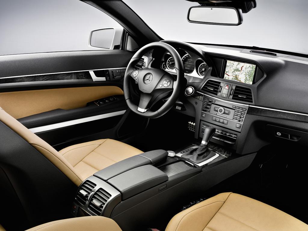 Сервис и ремонт Mercedes E (Мерседес E)
